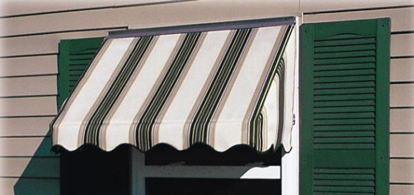 Fabric Window Awnings - NuImage Awnings