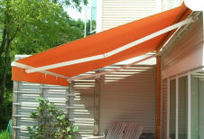 Affordable Retractable Awning
