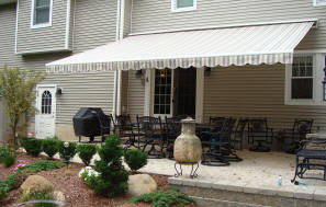 Extra Large Retractable Awning